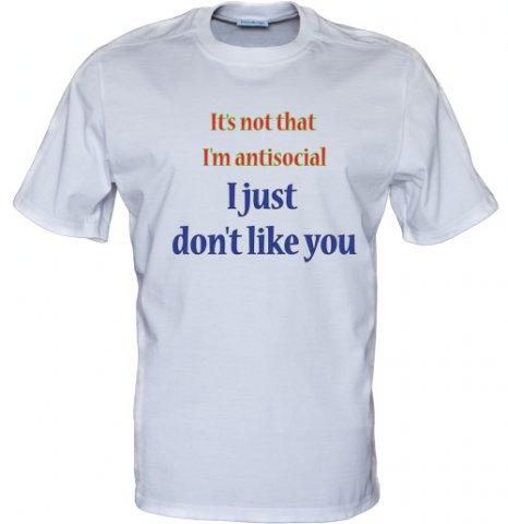 футболка со своей надписью
