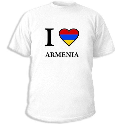 майки с надписью армения