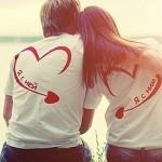 футболки для двоих на заказ