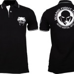 футболки поло с логотипом