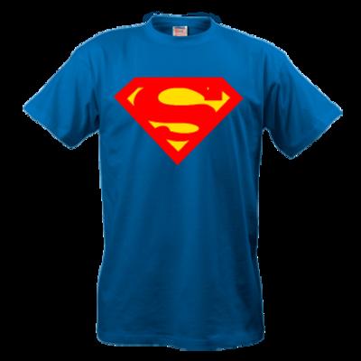 футболки с надписями супермен