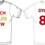 нанесение номеров на футболки