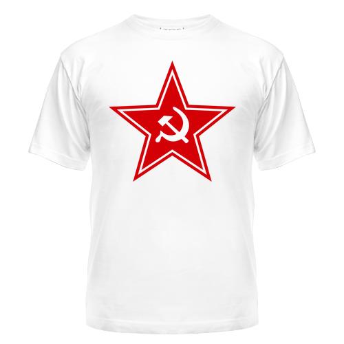 купить футболку с надписью ссср