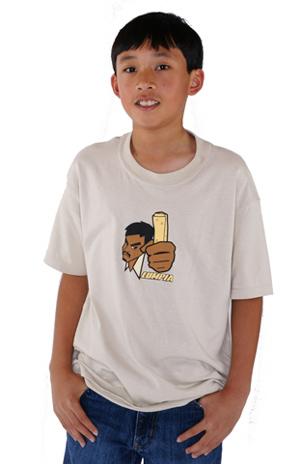детские футболки с логотипом