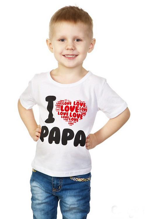 печать на футболках для детей