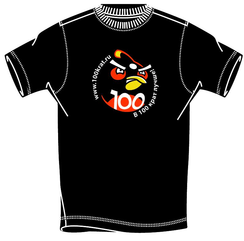 футболка с рисунком смокинга