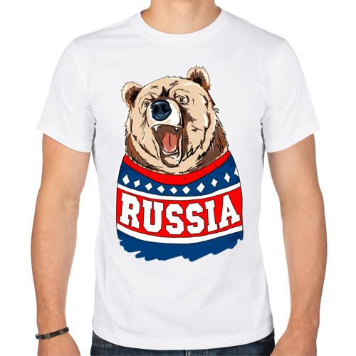 Изображение Медведь made in Russia