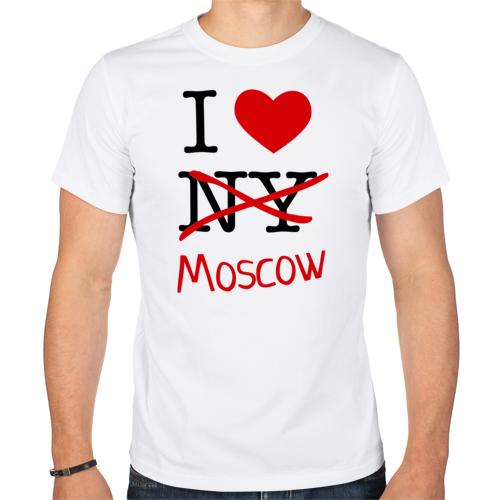 Изображение I love Moscow