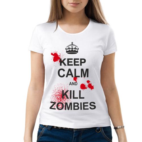 Изображение Keep calm and kill zombies