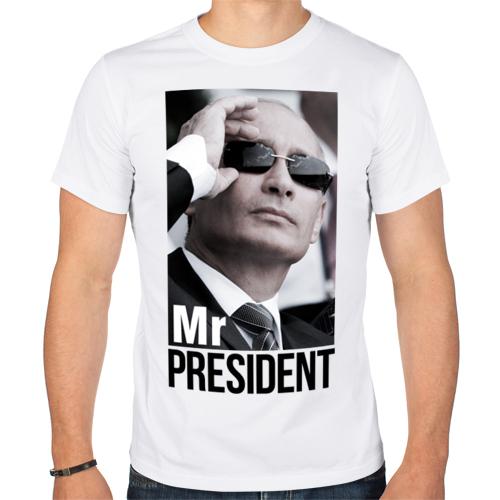 Изображение Mr president