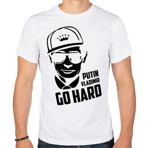 Изображение Go hard vladimir putin