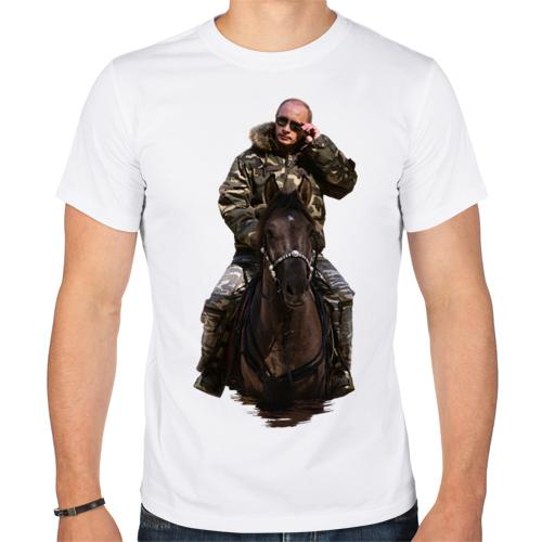 Изображение Путин на коне
