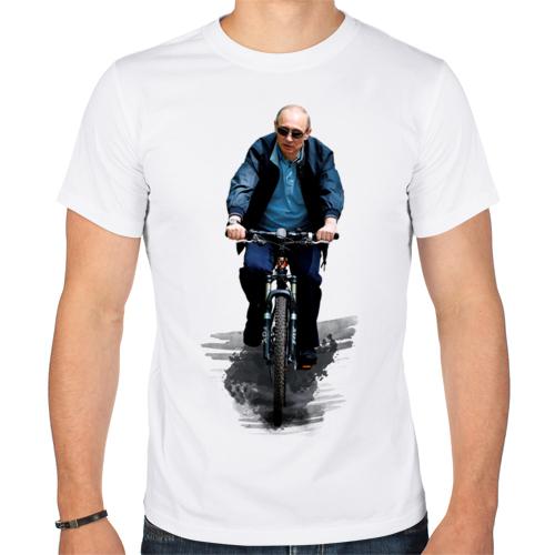Изображение Путин на велике