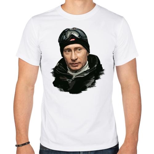 Изображение Путин лыжник