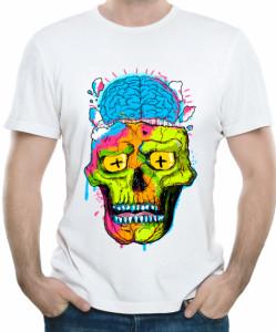 Радужный череп