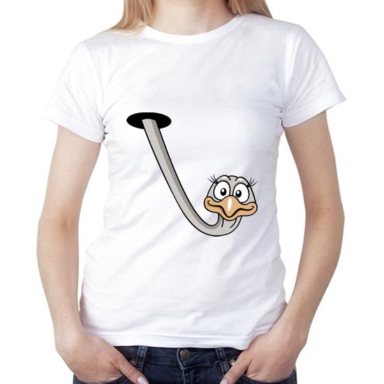 Изображение Голова страуса