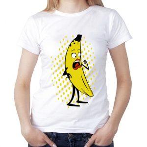 Изображение Девочка-банан