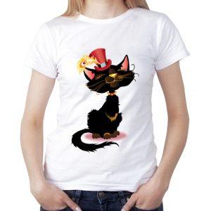 Изображение Черная кошка
