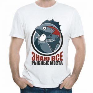 Изображение Знаю все рыбные места