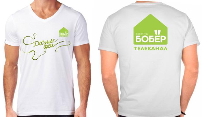 фотография футболки с растровой графикой большое изображение