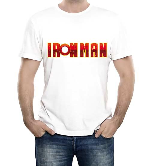 Изображение Футболка Iron Man