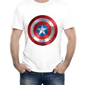 Изображение Футболка Капитан Америка