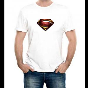 Изображение Футболка Супермена мужская