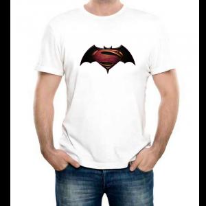 "Изображение Футболка ""Бетмен против Супермена"""