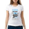 """Изображение Женская футболка с надписью """"Будешь долго на меня смотреть"""""""