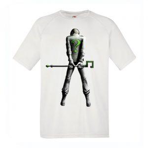Изображение Мужская футболка DC - Загадочник