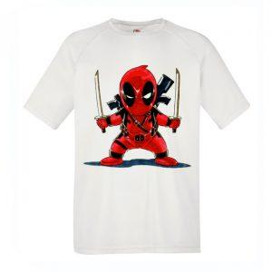 Изображение Мужская футболка Marvel - Дедпул