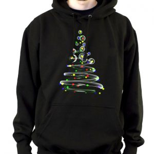 Изображение Мужская толстовка Новогодняя елка