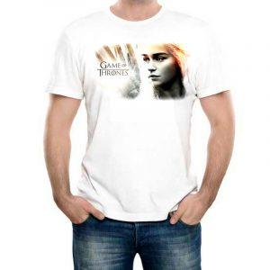 Изображение Мужская футболка Игра Престолов - Дейнерис Таргариен