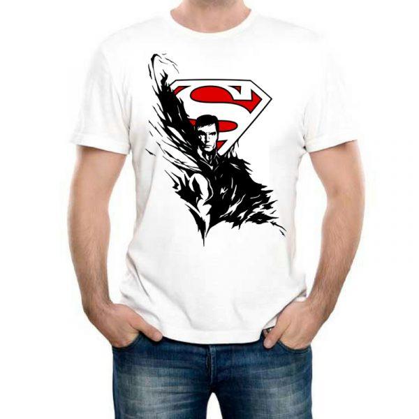 Изображение Мужская футболка DC - Супермен