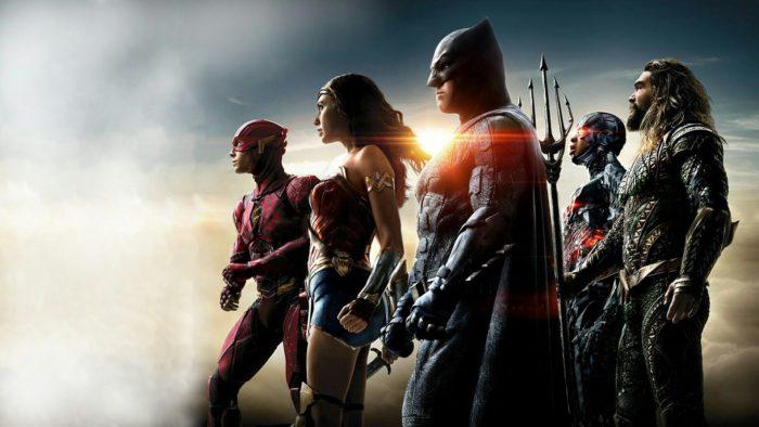 Футболки с супергероями DC Comics: Лига Справедливости