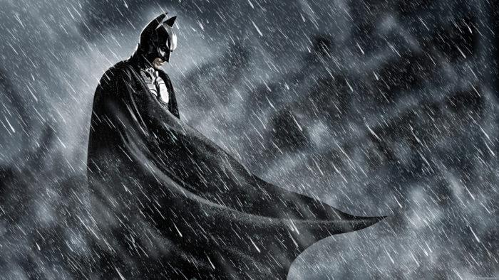 Футболки с супергероями DC Comics: Бетмен