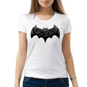 Изображение Женская футболка Batman Готэм Лого