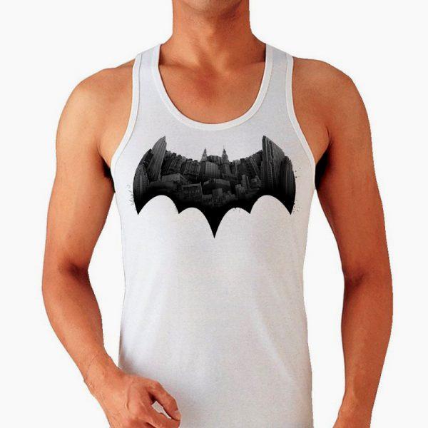 Изображение Мужская майка Batman Готэм Лого