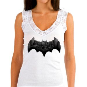 Изображение Женская майка Batman Готэм Лого