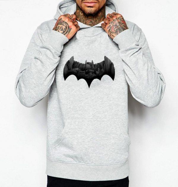 Изображение Мужская толстовка Batman Готэм Лого