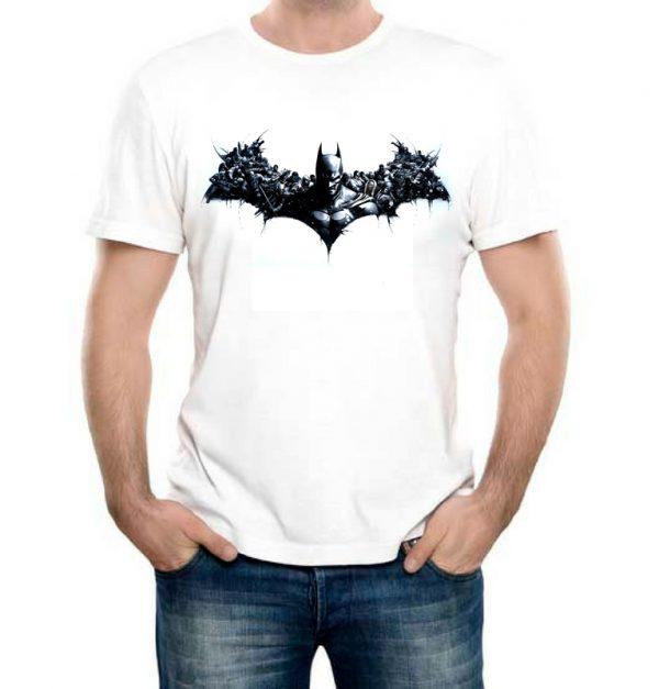Изображение Мужская футболка Персонажи Batman Лого