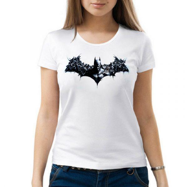 Изображение Женская футболка Персонажи Batman Лого