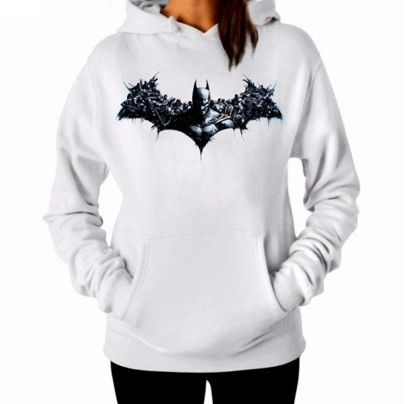 Изображение Женская толстовка Персонажи Batman Лого