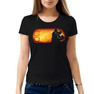 Изображение Женская футболка Counter Strike GO Спецназ