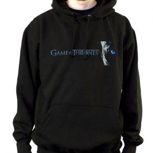 Изображение Мужская толстовка Games of Thrones Иной Лого
