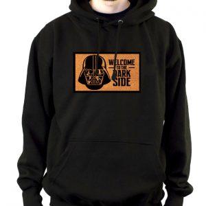 Изображение Мужская толстовка черная Star Wars Welcome to the Dark Side