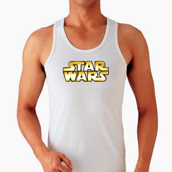 Изображение Мужская майка Star Wars Лого