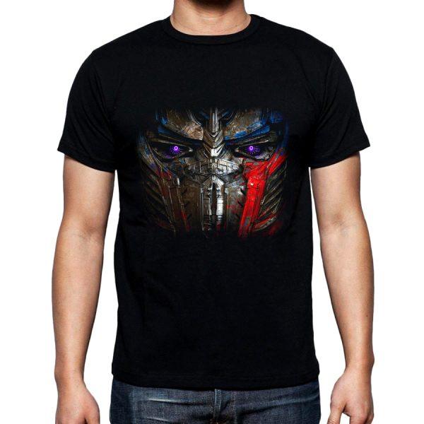 Изображение Мужская футболка Трансформеры Оптимус Прайм