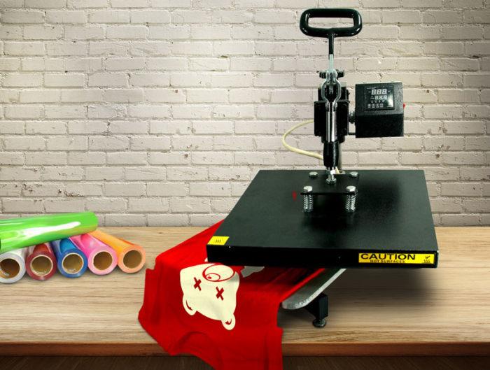Термотрансферная печать на одежду в Москве